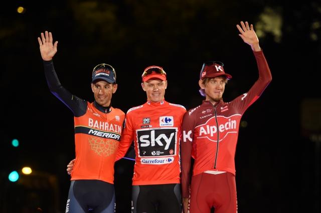 Zaključek v znamenju Frooma in tudi Contadorja