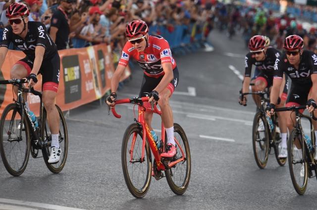 Vuelta: 40 kilometrov kronometrov in ogromno vzponov