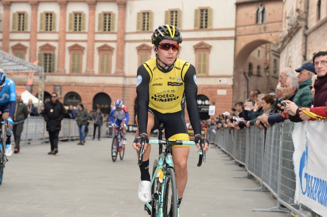 Primož Roglič veliki zmagovalec dirke po Baskiji!
