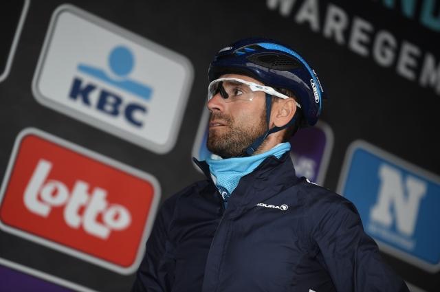 Alejandro Valverde blesti tudi na