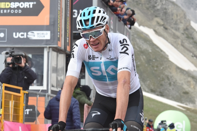 Chris Froome: