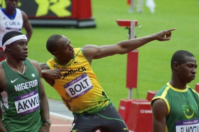Usain Bolt zadnjič na mitingu, se lahko Janežič prvič spusti pod 45 sekund?