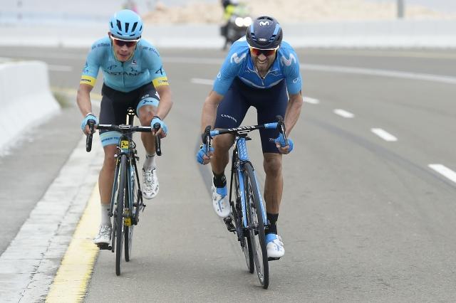 Alejandro Valverde spet neustavljiv