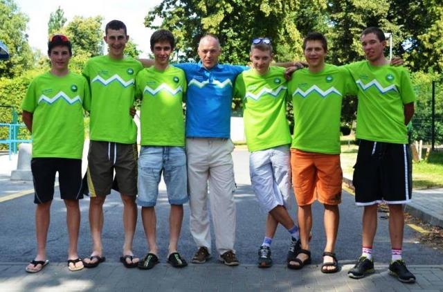 Mladinci pokazali pravo moč. Domen Novak osmi! Polona Batagelj 16. v Nemčiji, Matej Mohorič 18. na Kitajskem (foto)