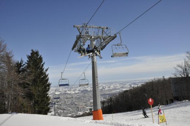 NaProstem obiskuje smučišča: Mariborsko Pohorje
