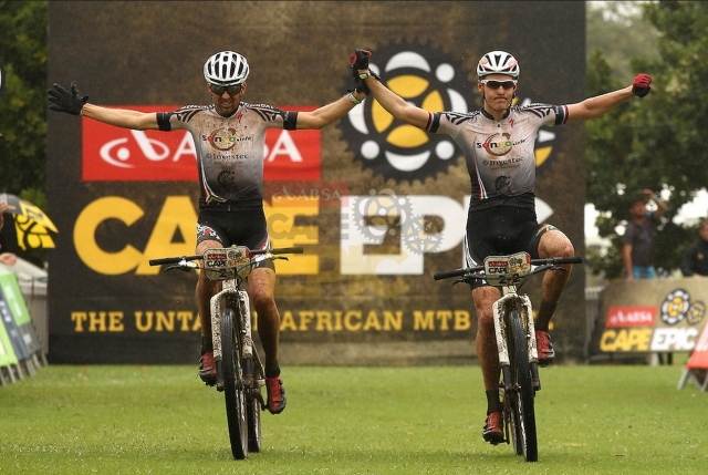 Absa Cape Epic - 1. etapa