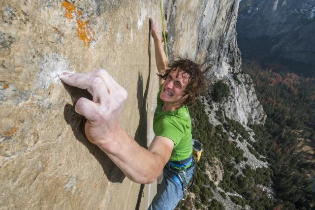 V Kranj prihaja eden najboljših plezalcev vseh časov!