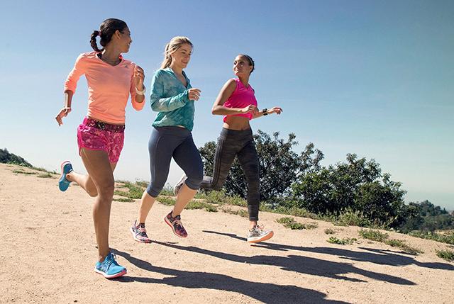 Koliko morate teči, da bi izgubili odvečne kilograme?