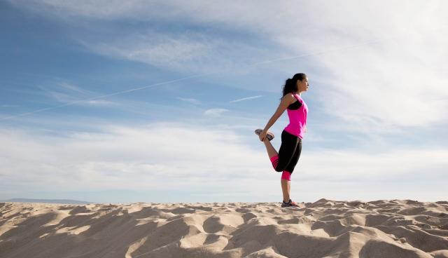 5 ugodnih učinkov teka po plaži