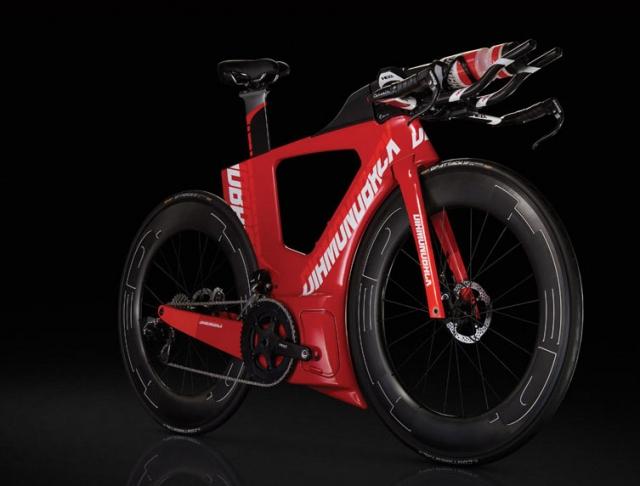 Diamondback z modelom Andean želi premikati meje koles za triatlon (video)