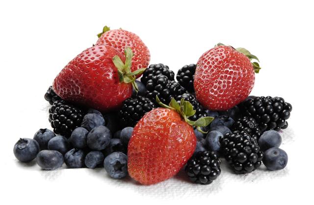 Antioksidanti v prehrani
