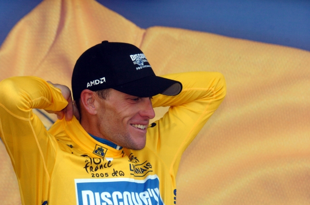 Armstrong: Imam čisto vest
