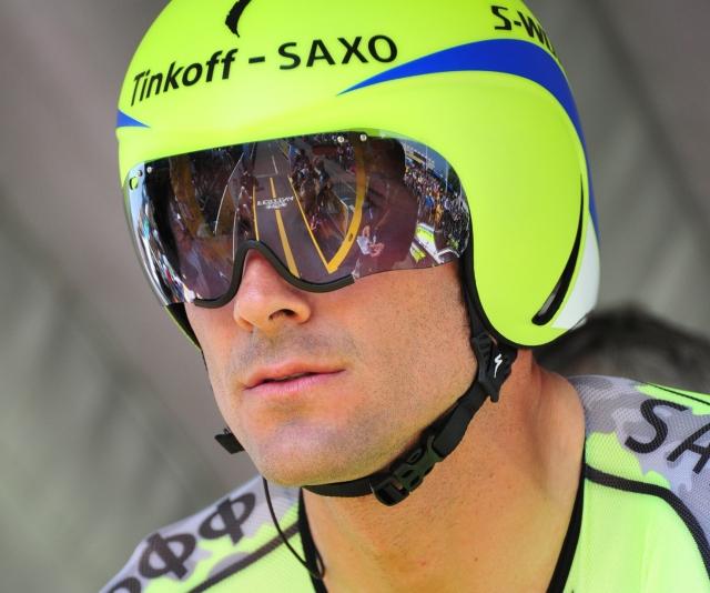 Ivan Basso: Odkrili so raka na modih