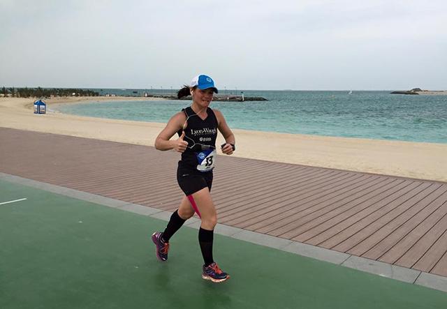 Spoznajte prvo američanko, ki ji je uspelo premagati izziv World Marathon