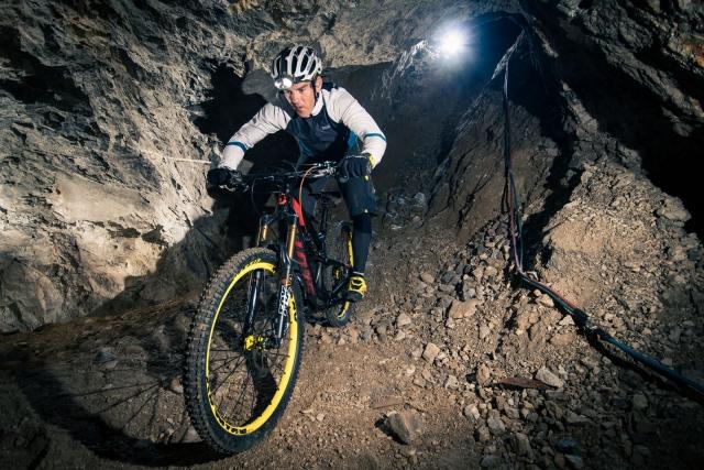 Black hole bike fest: Podrobneje o podzemni enduro preizkušnji, tečaj za otroke