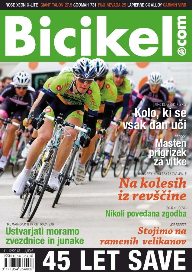 Naslednje življenje - Revija BICIKEL (11-12)