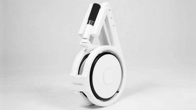 Impossible Bike je prvo zložljivo električno kolo