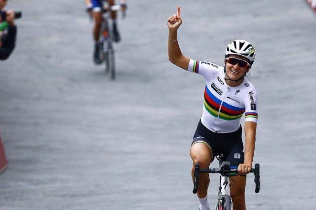 Trofeo Alfredo Binda svetovni prvakinji, BTC-jevke v glavnini