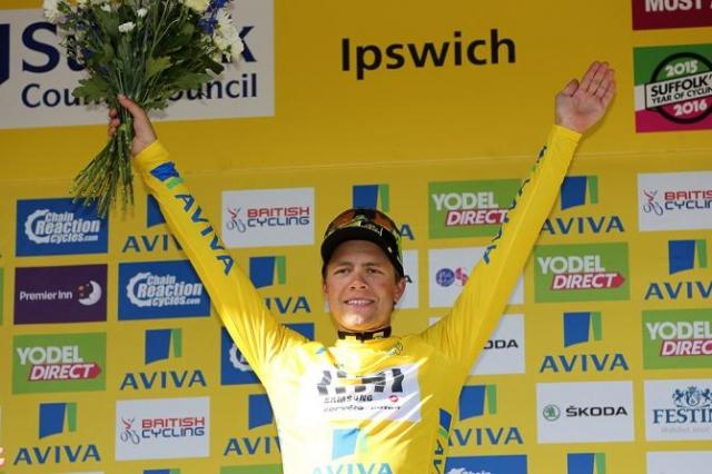 Boasson Hagen zmagal v Angliji, Greipel diskvalificiran