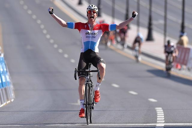 Drvel 101 km/h za zmago v Omanu