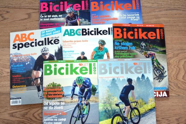 Nagradna anketa: revija Bicikel.com