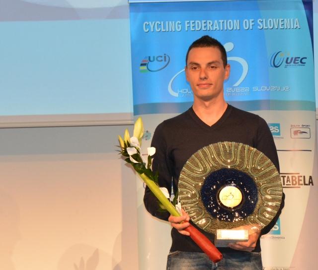 Simon Špilak upa na še boljšo sezono in napoveduje odhod v Rio