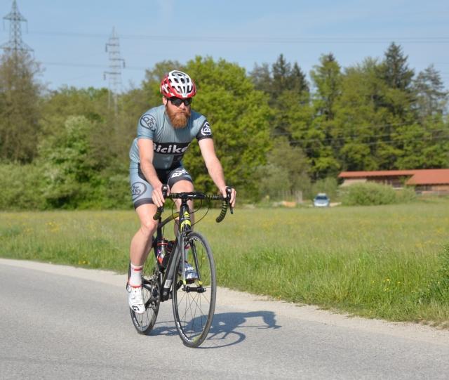 Merida Ride 4000: Ko postane strmina užitek