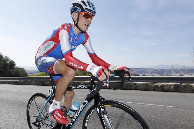 Martinelli: Jani ima samo en cilj. Dobiti dirko po Kataloniji
