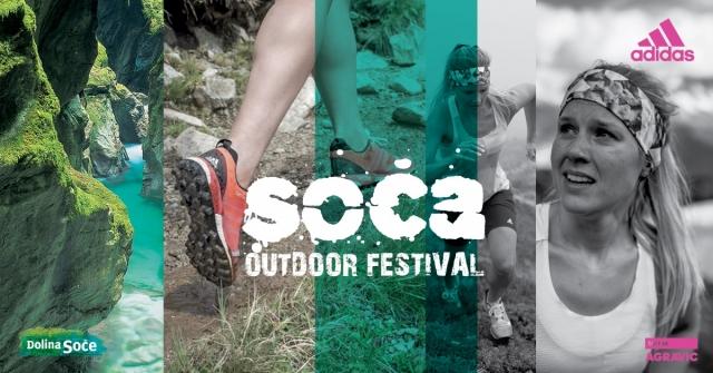 Brezplačne delavnice trail teka na Soča Outdoor Festivalu