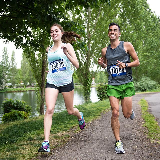 Koliko piti pred, med in po (pol)maraton