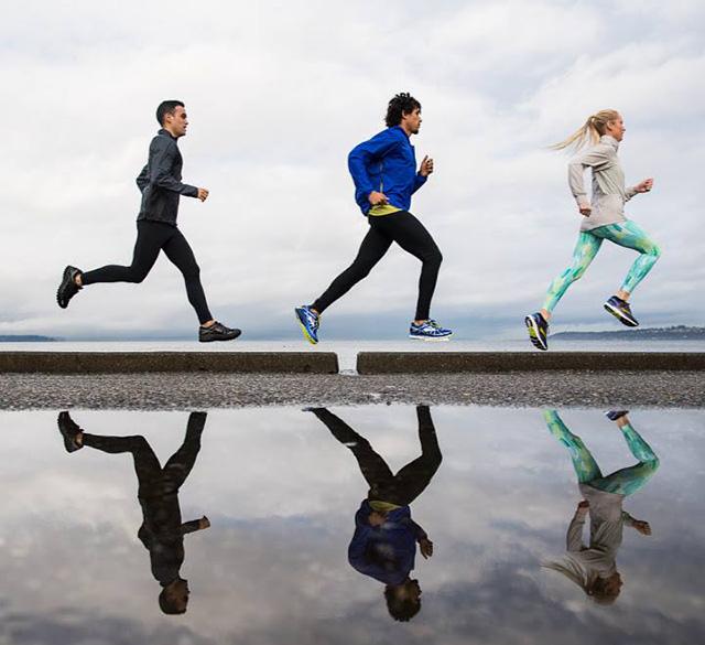 Kako najti pravo tekaško skupino?