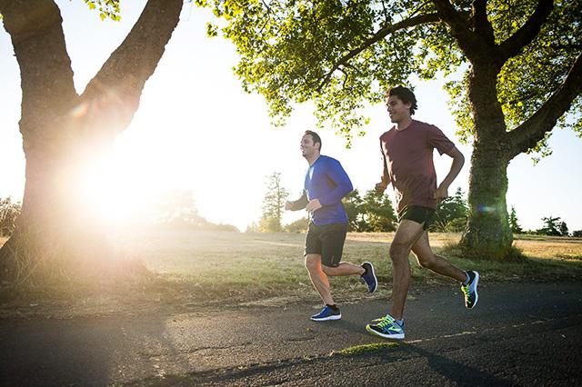 Kaj storiti 2 tedna pred maratonom