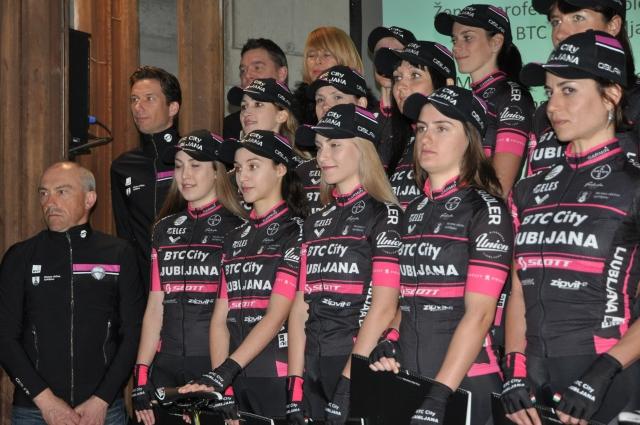 Gorazd Penko o uvedbi ženskega Pro Toura: Večji stroški za organizatorje in ekipe