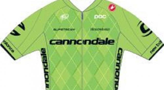 Dresi: Kristijan Koren v zelenem, Mark Cavendish v belem