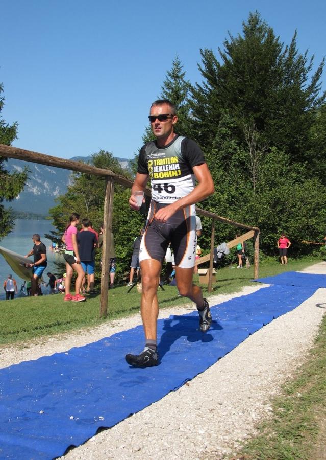 31. CEBE Triatlon jeklenih v Bohinju premagalo kar 30 ekip