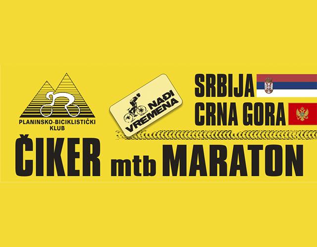 Čiker MTB maraton - S kolesom čez Srbijo in Črno goro