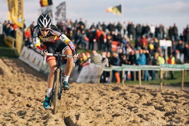 Van der Haar prvi evropski prvak, v nedeljo najboljši Pauwels