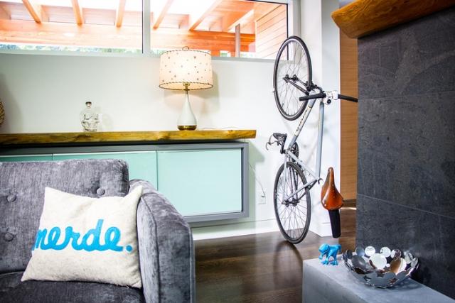 The Clug prinaša inovativen način shranjevanja koles