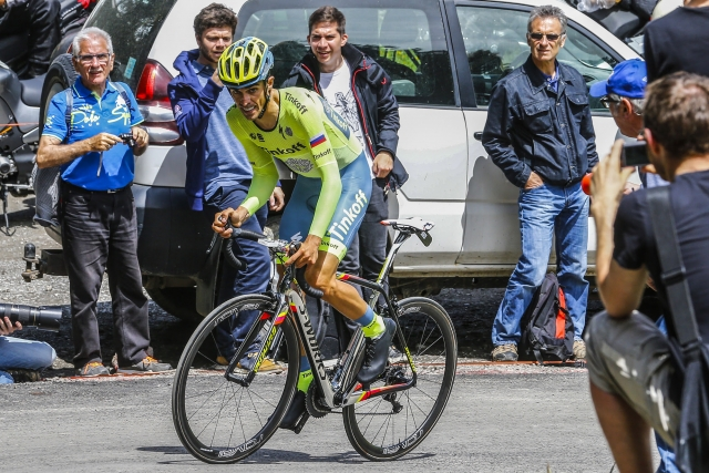 Prvi dvoboj velikih Albertu Contadorju