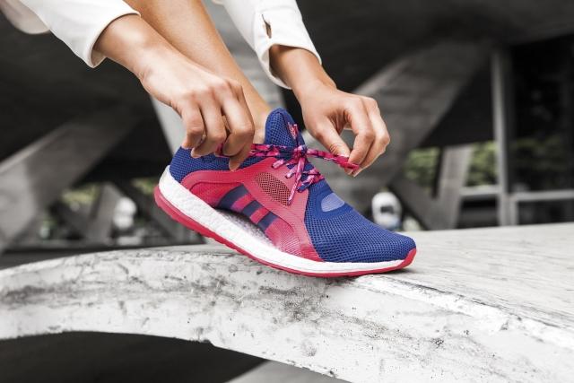 adidas oblikoval tekaške copate posebej za ženske