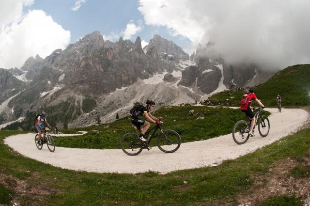 Transalp: Kraljevska etapa čez Passo di Lucia
