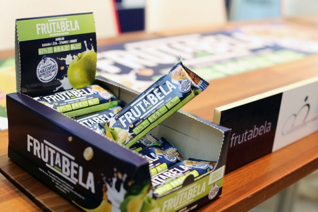 Fructal in Kolesarska zveza Slovenije predstavila nov okus Frutabele