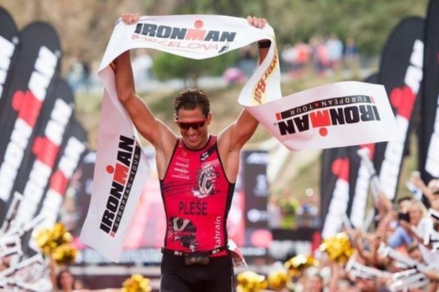 Kako trenirati kot Ironman?