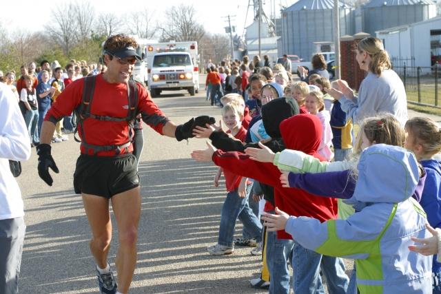 5 tekaških nasvetov Deana Karnazesa