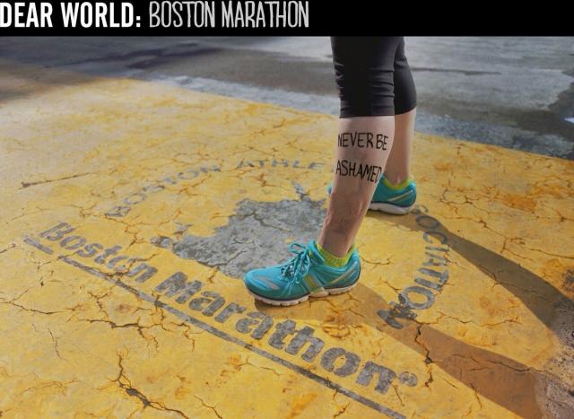 Portreti preživelih z Bostonskega maratona