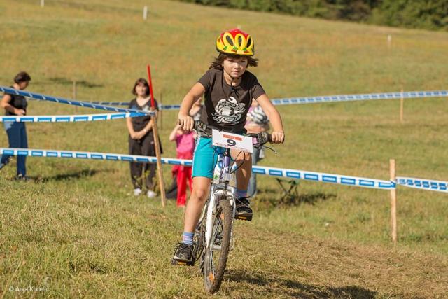 Mladi gorski kolesarji zaključili s tekmovalno sezono