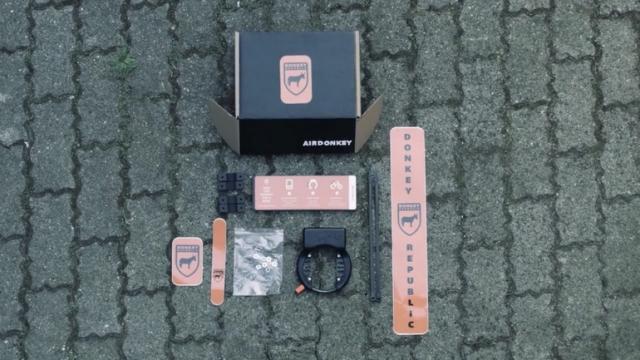 Danci razvijajo sistem AirDonkey za souporabo koles
