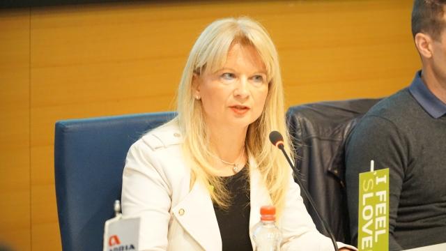 STO: 300 tisoč evrov, 6 ur prenosa in prikaz Slovenije