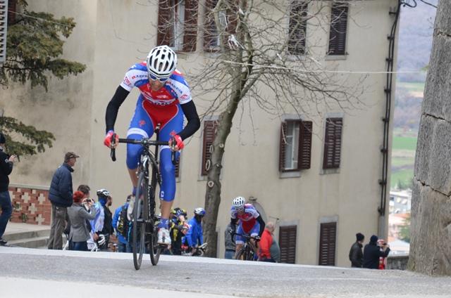 Matej Mugerli nepremagljiv na tlakovcih, Mezgec sedmi v Belgiji