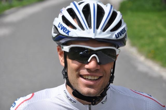 Luka Mezgec spet zablestel ... a naletel na nepremagljivega Petra Sagana!